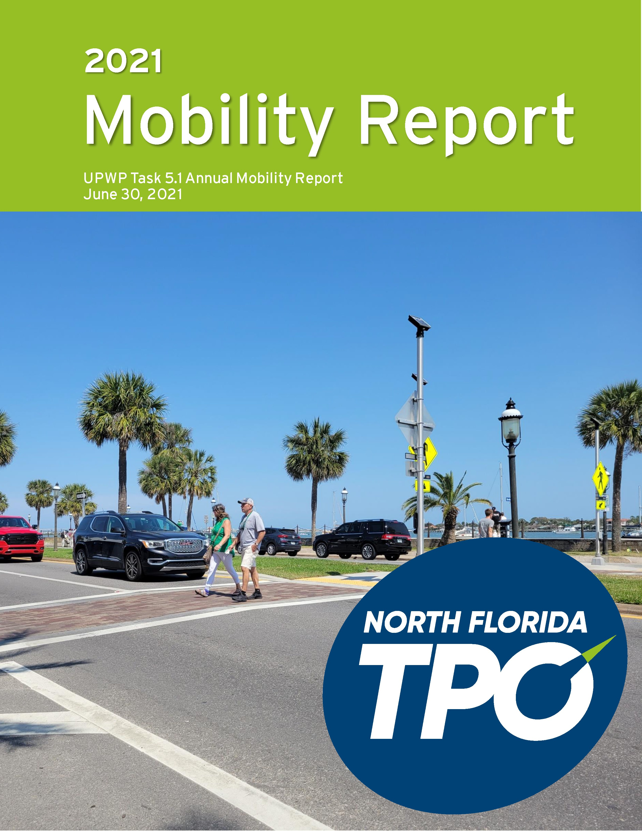 2021 annual mobility report cover