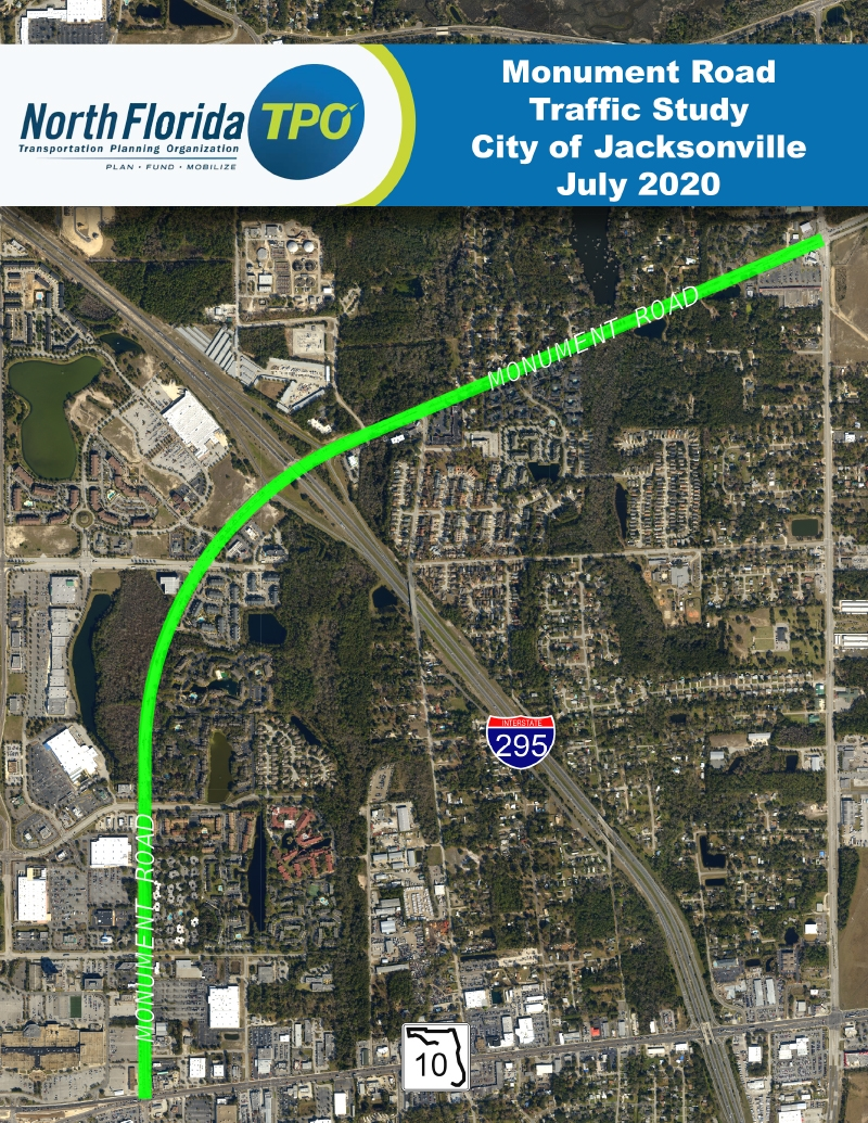 Monument Road Traffic Study Final Signed