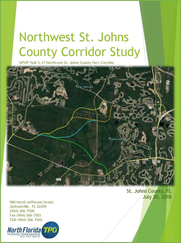Northwest St Johns Corridor Study Final Draft lowres