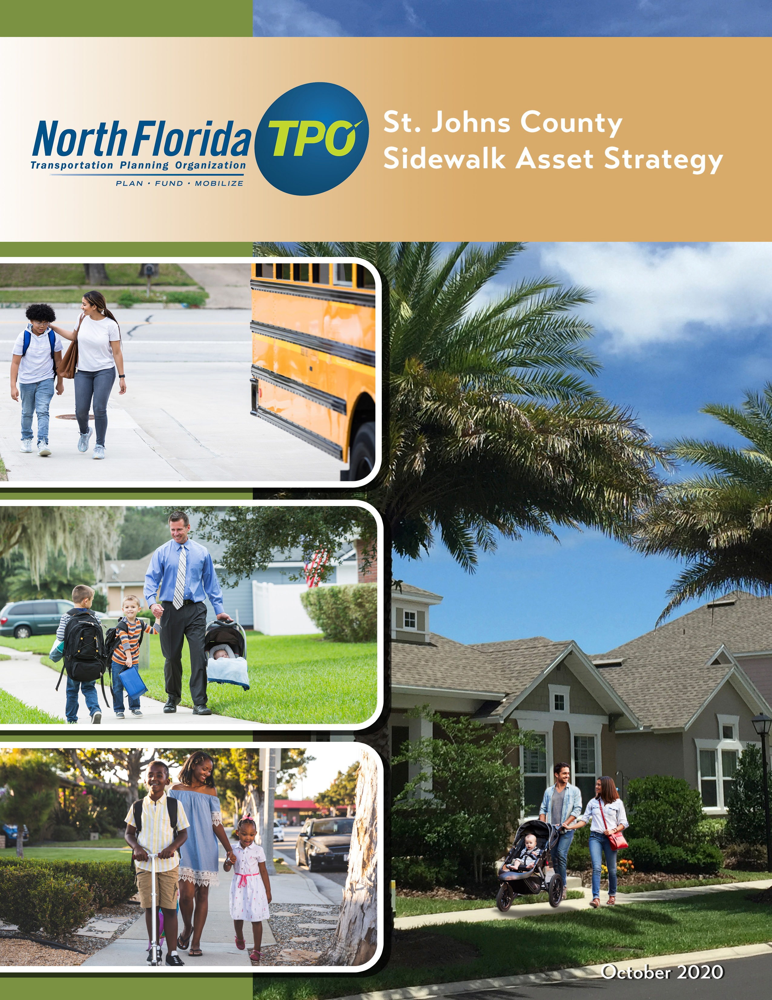SJ Sidewalk Asset Strategy Study 2 12 2 2020 cover