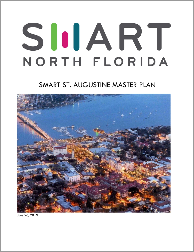 St Augustine Smart City Master Plan with Figures