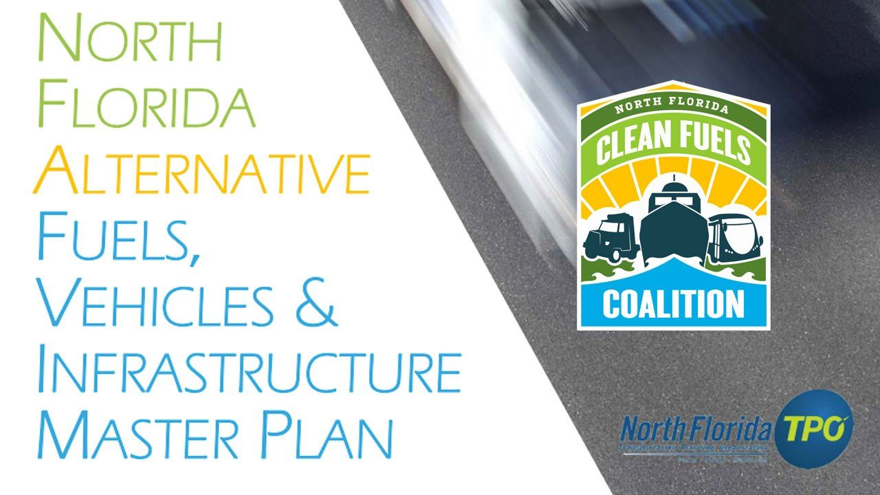 Clean fuels master plan report cover