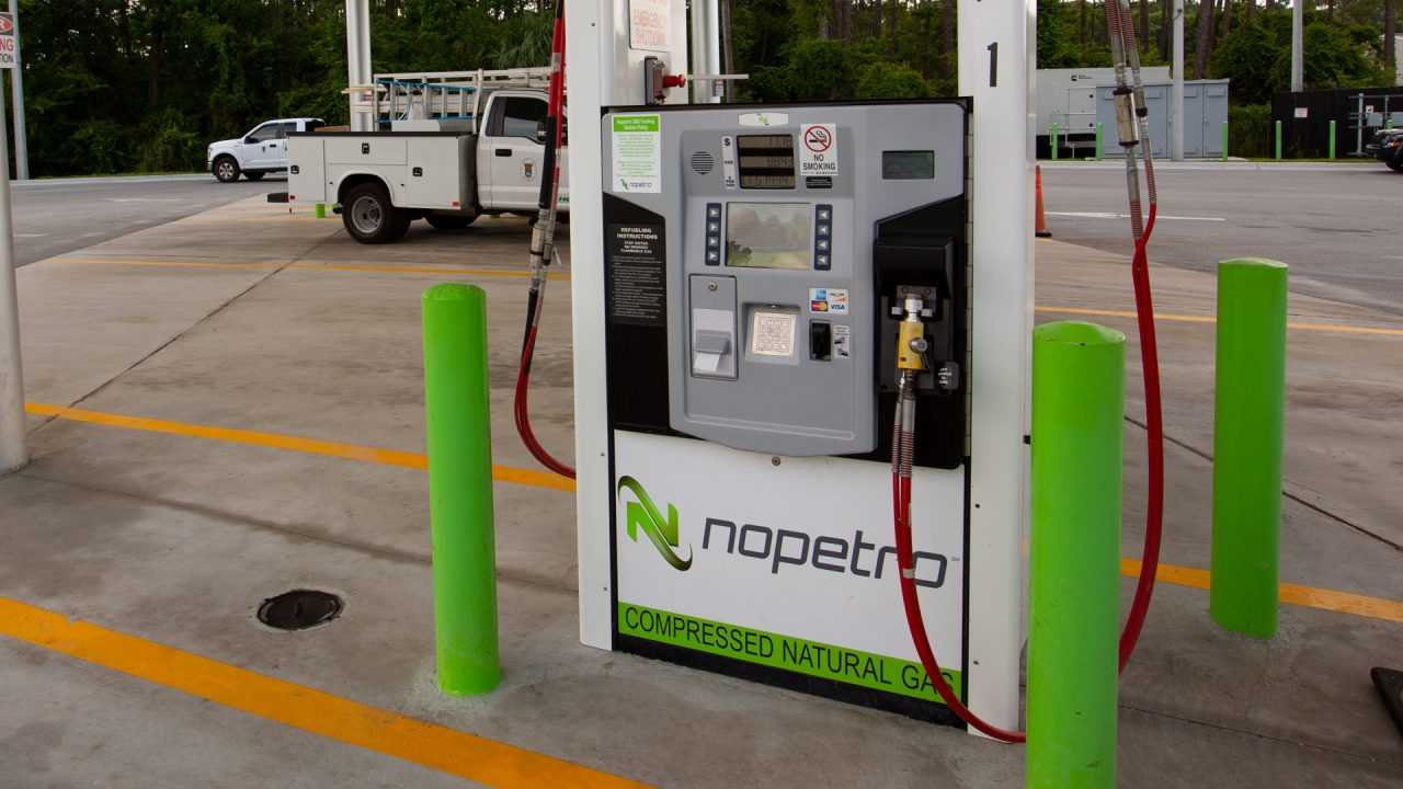 CNG (Compressed Natural Gas) Pump